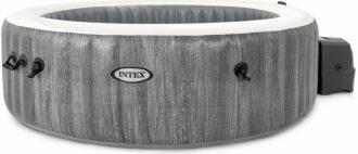 Recenze Intex 28442 Purespa Greywood Deluxe HWS 1100