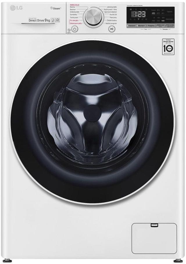 Recenze LG F4WT409AIDD