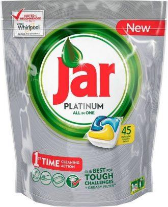 Recenze Jar kapsle Platinum Yellow Box
