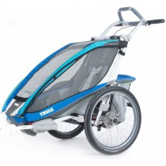 Recenze Thule Chariot CX1