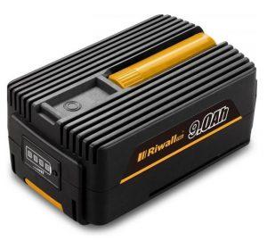 Zobrazení baterie sekačky Riwall PRO RALM 4640SPi