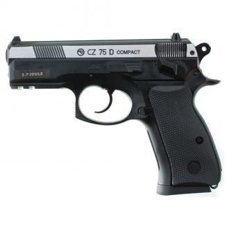 Recenze ASG CZ 75 D Compact