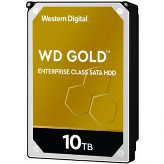Recenze WD Gold DC HA750 10TB