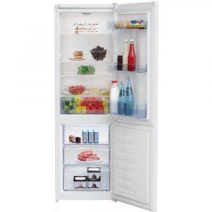 Vyobrazení vnitřního uspořádání lednice Beko CSA270M31WN