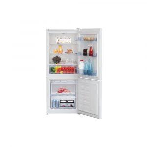 Vyobrazení vnitřního uspořádání lednice Beko RCSA 210 K30WN