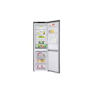 Vyobrazení vnitřního uspořádání lednice LG GBP31DSLZN
