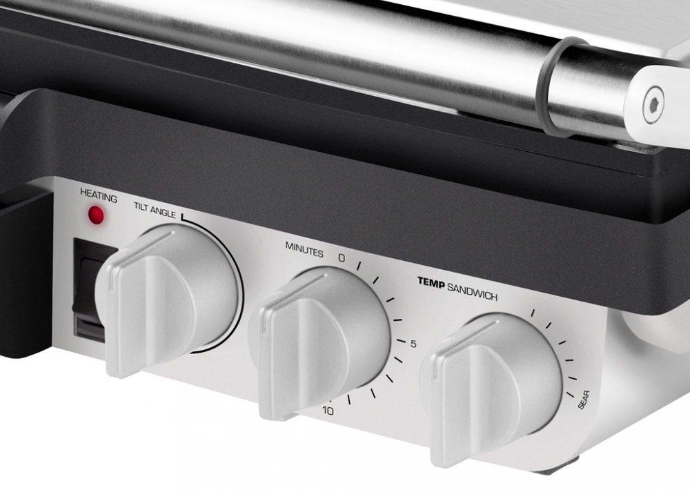 Ovládací panel grilu Catler GR 8012