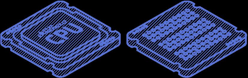 Obrázek znázorňuje procesor