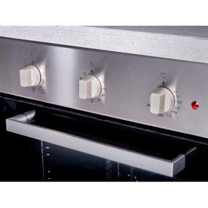 Tříknoflíkový ovládací panel trouby Whirlpool AKP 459IX
