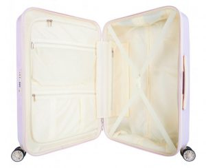 SuitSuit TR-1221/3-M Fabulous Fifties Pink Dust vnitřek