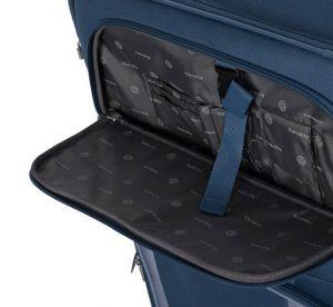 Přední kapsa kufru