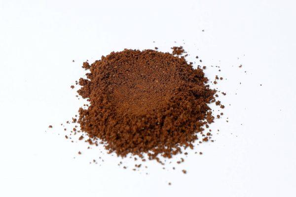 Vzorek namletý na espresso