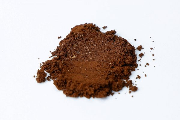 Káva po 30 s mletí