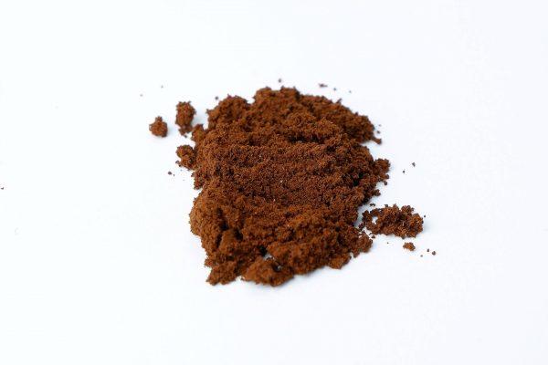 Káva po 60 s mletí