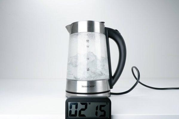 Rychlost ohřátí 0,8 l vody