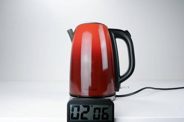 Rychlost ohřátí 0,8 l
