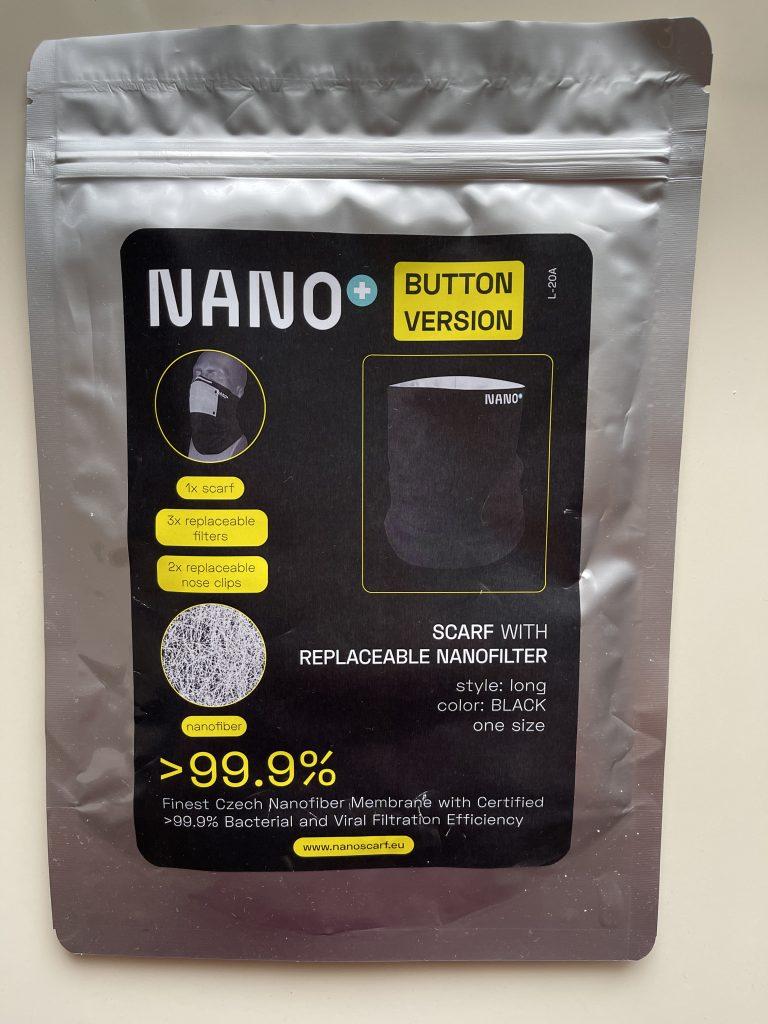 Balení nanoroušky